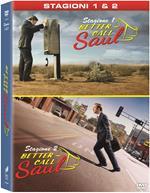 Better Call Saul. Stagioni 1 e 2. Serie TV ita (6 DVD)