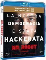 Mr. Robot. Stagione 1. Serie TV ita (3 Blu-ray)