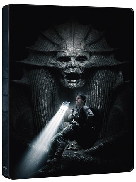 La Mummia - 2017. Con Steelbook di Alex Kurtzman - Blu-ray