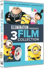 Cattivissimo Me. 3 Movies Collection (3 DVD)