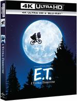 E.T. l'extra terrestre (Blu-ray + Blu-ray 4K Ultra HD)