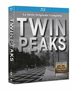 Twin Peaks. I segreti di Twin Peaks. Stagioni 1 - 2. Serie TV ita (8 Blu-ray)
