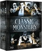 Classic Monster Box Set (7 Blu-ray)
