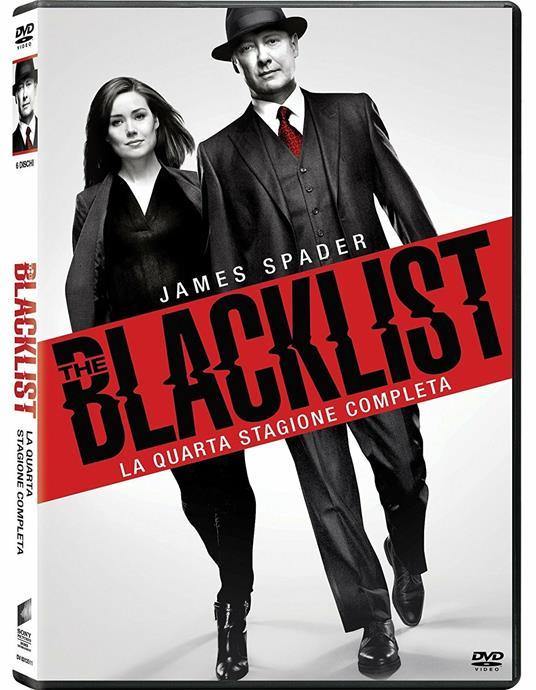 The Blacklist. Stagione 4. Serie TV ita (6 DVD) di Jon Bokenkamp - DVD