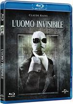 L' uomo invisibile (Blu-ray)