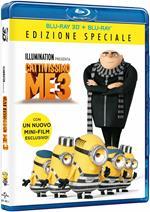 Cattivissimo Me 3 (Blu-ray + Blu-ray 3D)