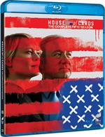 House of Cards. Stagione 5. Serie TV ita (4 Blu-ray)