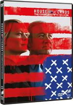 House of Cards. Stagione 5. Serie TV ita (4 DVD)