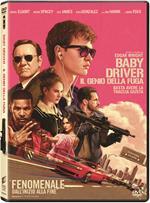 Baby Driver. Il genio della fuga (DVD)