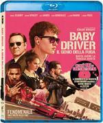 Baby Driver. Il genio della fuga (Blu-ray)