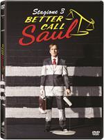 Better Call Saul. Stagione 3. Serie TV ita (3 DVD)