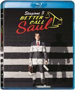 Better Call Saul. Stagione 3. Serie TV ita (3 Blu-ray)