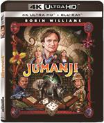 Jumanji (Blu-ray + Blu-ray 4K Ultra HD)
