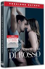 Cinquanta sfumature di rosso (DVD)