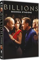 Billions. Stagione 2. Serie TV ita (4 DVD)