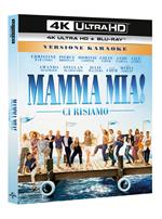 Mamma Mia! Ci Risiamo (Blu-ray + Blu-ray 4K Ultra HD)