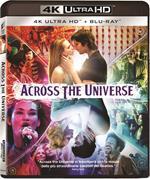 Across the Universe (Blu-ray + Blu-ray 4K Ultra HD)
