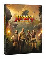 Jumanji. Benvenuti nella giungla. Con Steelbook (Blu-ray)