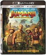 Jumanji. Benvenuti nella giungla (Blu-ray Ultra HD 4K)