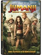 Jumanji. Benvenuti nella giungla (DVD)