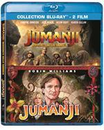 Jumanji Collection (2 Blu-ray)