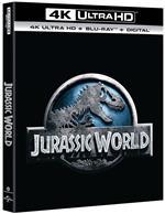 Jurassic World (Blu-ray + Blu-ray 4K Ultra HD)