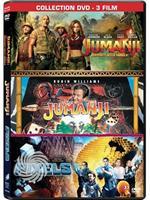 Jumanji. Games Collection (3 DVD)