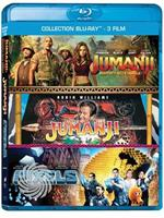 Jumanji. Games Collection (3 Blu-ray)