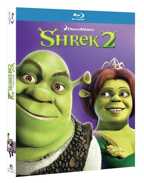 Shrek 2 (Blu-ray) di Andrew Adamson,Kelly Asbury,Conrad Vernon - Blu-ray