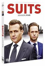 Suits. Stagione 5 (4 DVD)