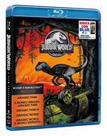 Jurassic Park. 5 Movie Collection (5 Blu-ray)