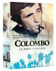 Colombo. La serie completa (24 DVD)