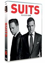 Suits. Stagione 6. Serie TV ita (4 DVD)