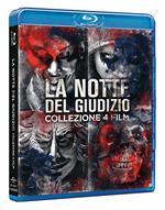 Notte del giudizio Collection. 4 film (4 Blu-ray)