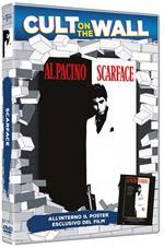 Scarface. Con poster (DVD)