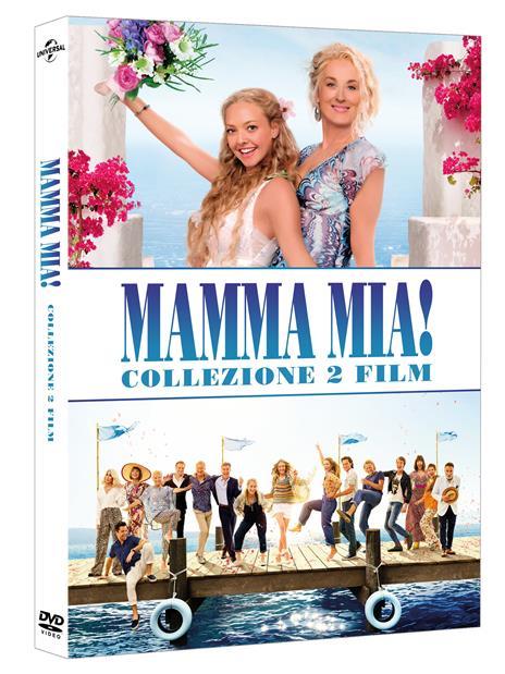 Mamma Mia! Collection (2 DVD) di Phyllida Lloyd,Oliver Parker