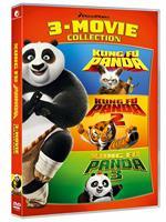 Kung Fu Panda Collection 1-3 (3 DVD)