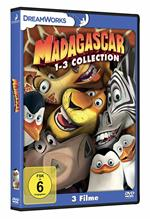 Madagascar Collection 1-3 (3 DVD)
