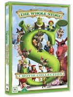 Shrek Collection 1-4 (4 DVD)