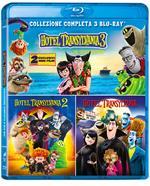 Hotel Transylvania Collection 1-3 (3 Blu-ray)