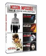 Mission: Impossible 1-6 Collection (6 DVD)