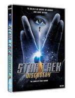 Star Trek Discovery. Stagione 1. Serie TV ita (4 DVD)