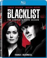 The Blacklist. Stagione 5. Serie TV ita (5 Blu-Ray)
