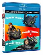 Dragon Trainer Collection 1-3 (Blu-ray)