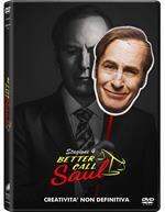 Better Call Saul. Stagione 4. Serie TV ita (3 DVD)