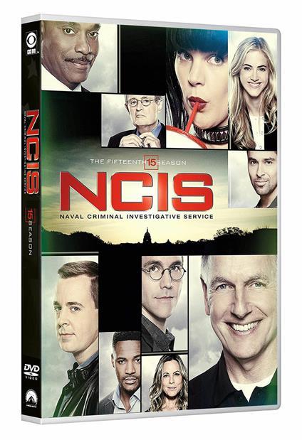NCIS. Stagione 15. Serie TV ita (6 DVD) di Tony Wharmby,James Whitmore Jr.,Arvin Brown - DVD