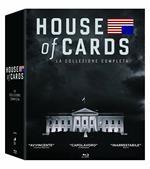 House of Cards. Collezione completa. Stagioni 1-6. Serie TV ita (23 Blu-ray)