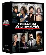Squadra antimafia. Collezione completa. Stagioni 1-8. Serie TV ita (37 DVD)