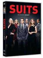 Suits. Stagione 8. Serie TV ita (DVD)