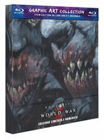 Word War Z. Graphic Art (Blu-ray)